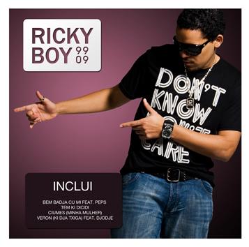 Ricky Boy - Novo CD