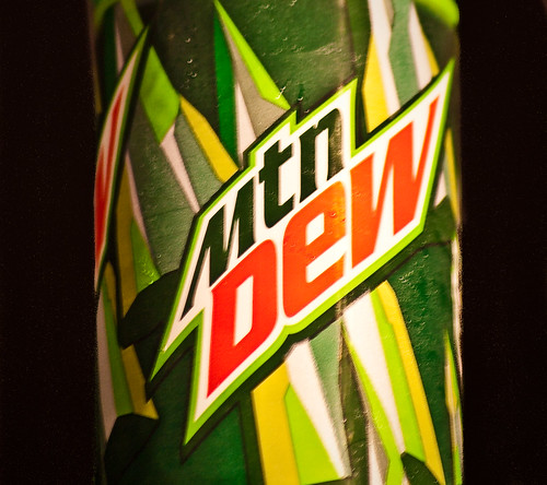 Mountain Dew 1/365 - 5 June 2009