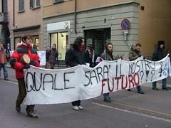 Sciopero Generale - 2006 (CISL dei LAGHI - Como e Varese) Tags: como cisl
