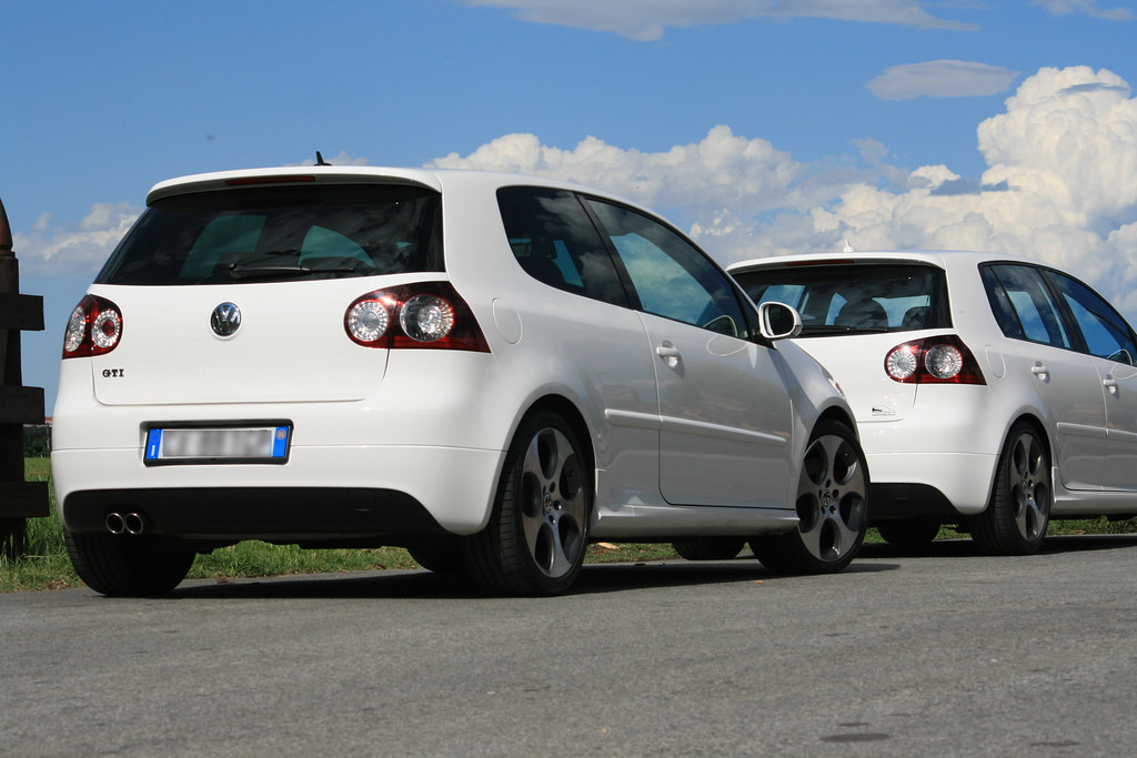 Golf 5 Tail Lights - The Volkswagen Club of South Africa