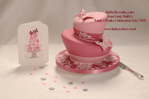 торта - Сватбената торта 3609946911_c2b960ef20
