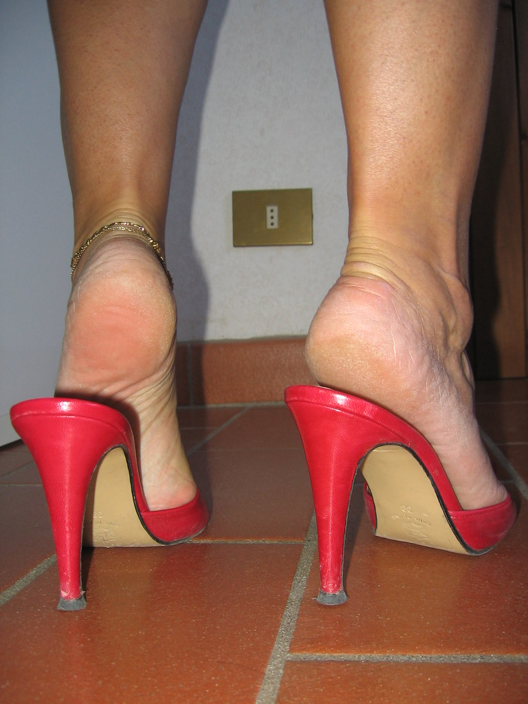 Heels extreme foot уфе