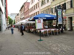 Stuttgart, Calwer Strasse