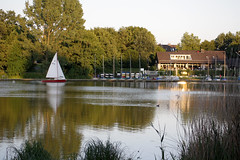 IMG_1020-1 (masiage) Tags: boot münster yachtclub aasee mnster