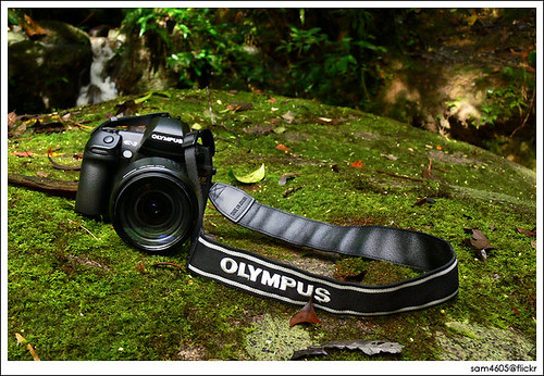 Product shot - Olympus E3 Zuiko Digital ED 12-60mm f/2.8-4.0