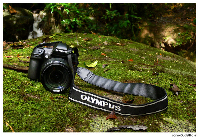 Product shot - Olympus E-3 Zuiko Digital ED 12-60mm f/2.8-4.0