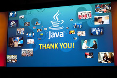 "Thank You!, General Session ""The Toy Show"" on June 5, JavaOne 2009 San Francisco"