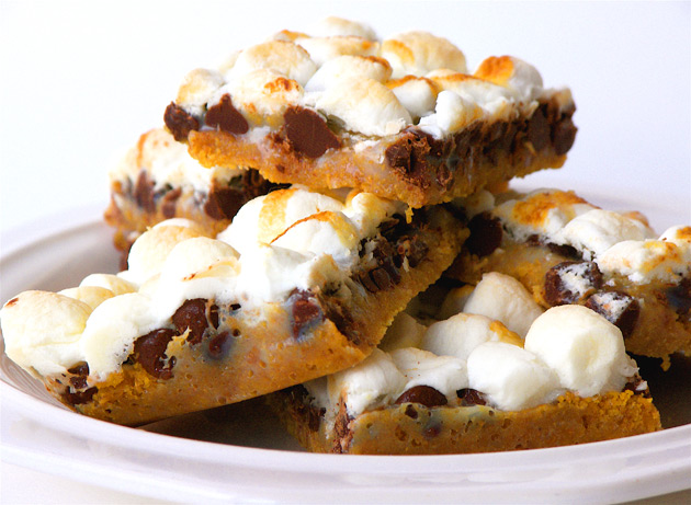 s'mores-bars