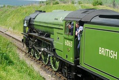 "60163 ""Tornado"", Washford, West Somerset Railway"