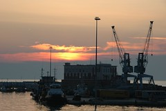 croatian ferry july 2009 129 (milolovitch69) Tags: sunset sea ferry dawn croatia adriatic ancona july2009