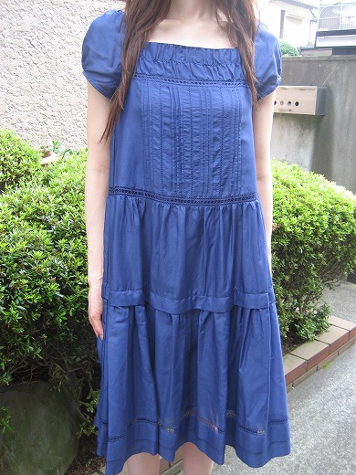 Blue Dress from Beams