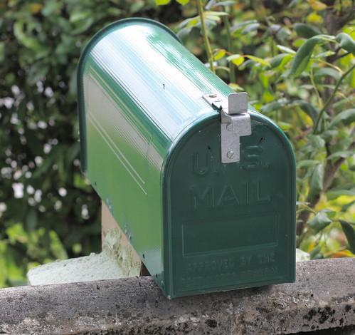 US Mailbox in Spain