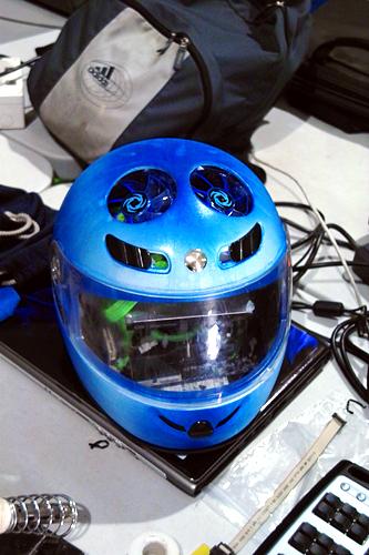 helmet-PC