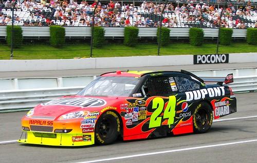 2009 Pocono 500 NASCAR