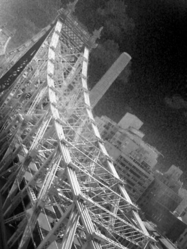 Infrared Queensboro Bridge