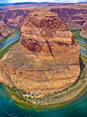 Horseshoe Bend (therealslimshaky) Tags: arizona page coloradoriver horseshoebend