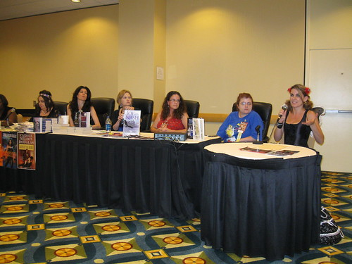 Time Travel Authors Panel