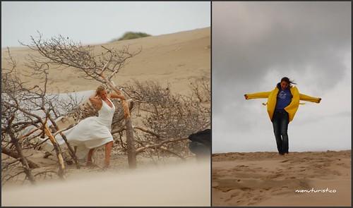 Collage di  dune