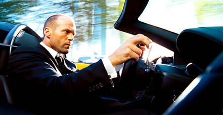 Jason Stratham in The Transporter