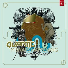 Quantic - Mishaps Happening (CD) LMNK06