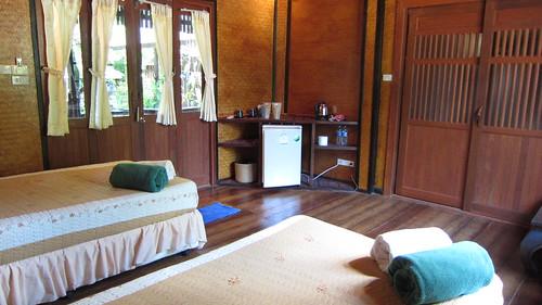 Koh Samui Kirati Resort - Superior Hut サムイ島キラチリゾート スーペリアハット (2)