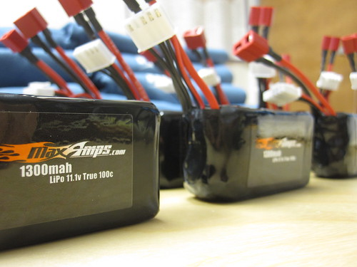 MAX AMPS Batteries for AWCC 2011