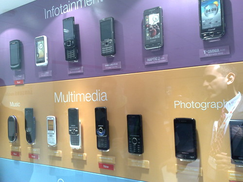 Wall of Samsung (by James Nash (aka Cirrus))