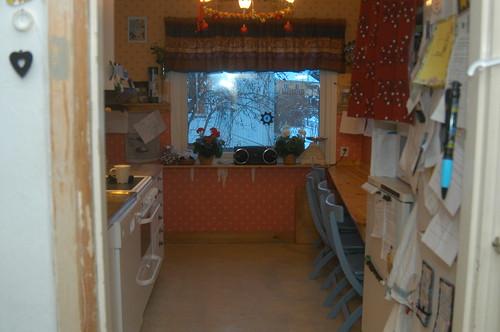 Inte som alla andra: Välkommen till ett väldigt litet kök