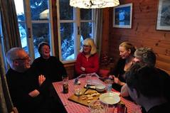 The gang (lasard) Tags: italy valgardena santachristina