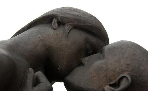 Kysset av Gustav Vigeland