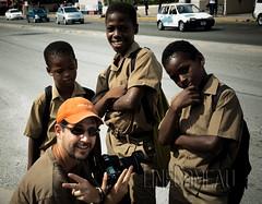 Kingston Youth (rning) Tags: life camera city travel november vacation boys students youth fun town nikon uniform kingston jamaica marc caribbean 2008 photog takemypictureplease mywinners marclinecom pickneys canadianphotographerinjamaica