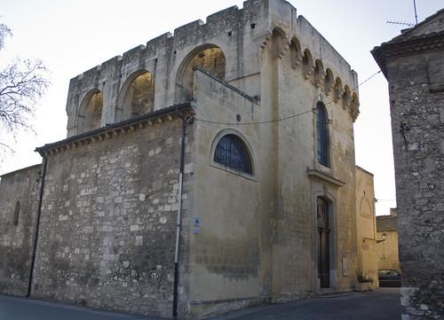 Eglise  Saint Vincent à Saint Andiol