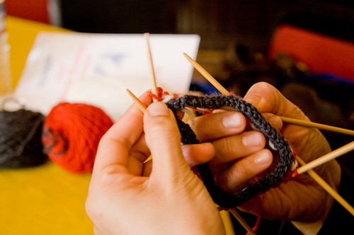 Karen's Hands Knitting