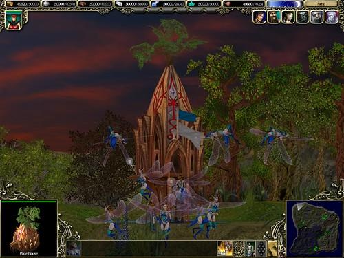 elf Pixie House