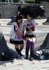 Emo/Lolita crossdressing (mazzzi) Tags: tokyo cosplay gothic emo crossdressing lolita harajuku