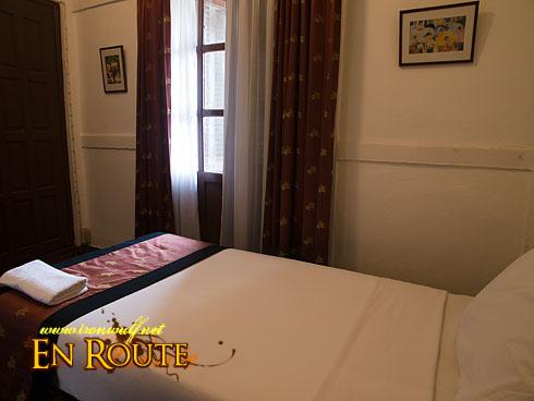 Lao Heritage Hotel Single Bed