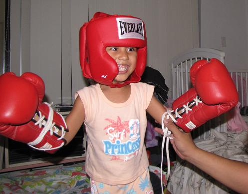 Princess Boxer