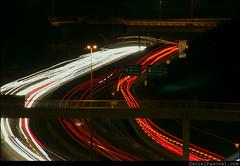 Shaky Lines (Daniel Pascoal) Tags: longexposure cars car night lights noite sjc shake luzes saojosedoscampos danielpg 70300vr2xteleconverter900mmequiv danielpascoal