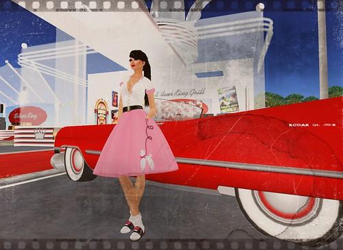 The 50s - Car