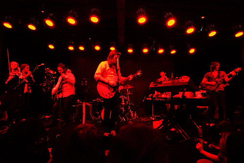Kay Kay and his Weathered Underground at the Crocodile