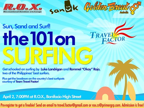 Be Cool This Summer - Surfing 101