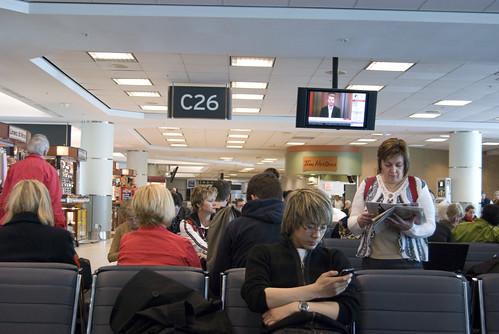 The Toronto Airport stinks 91/365
