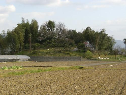 東田大塚古墳/Higaida-Otsuka Burial Mound