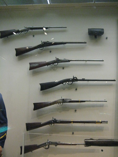Assorted Civil War Weapons