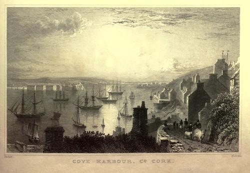 015-1- Puerto de Cove condado de Cork Irlanda