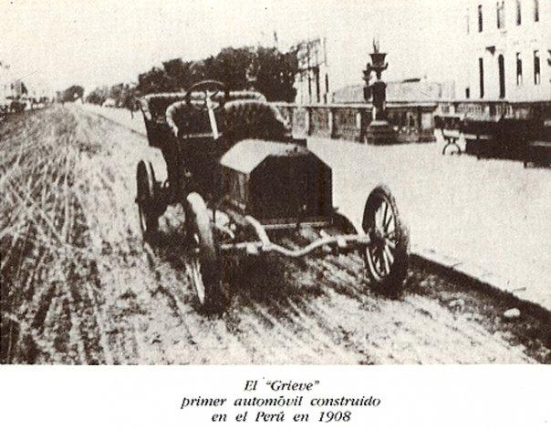 The Grieve car