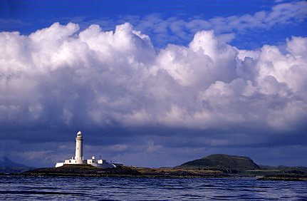 Lismore Lighthouse Copyright Sue Anderson