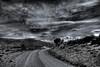 El camino sin fin (hiskinho) Tags: sky bw cloud clouds landscape camino carretera paisaje bn ciel cielo nubes árbol nuage nuages hdr nube senda tierra