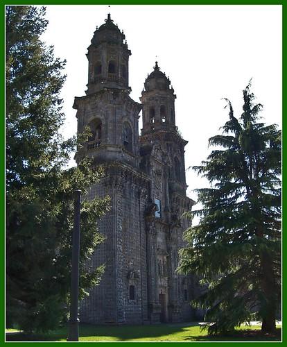 Santa María de Sobrado by amaianos