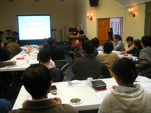 20090314_062 Pastor Cheng sharing